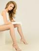 Women's dotted tights NOVA 419 20DEN Gabriella