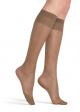 Women's compression knee-high stockings SUPER COMFORT 40DEN Golden Lady