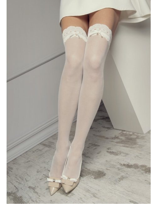 Women's self-hold stockings GUCCI G16 20DEN Marilyn