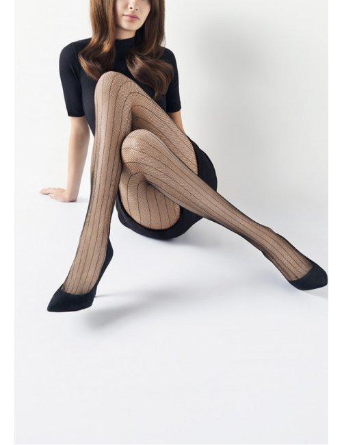 Women's fishnet tights CHARLY I38 20DEN Marilyn
