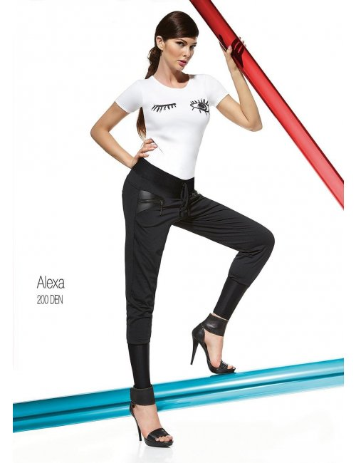 Women´s trousers ALEXA 200DEN BasBleu