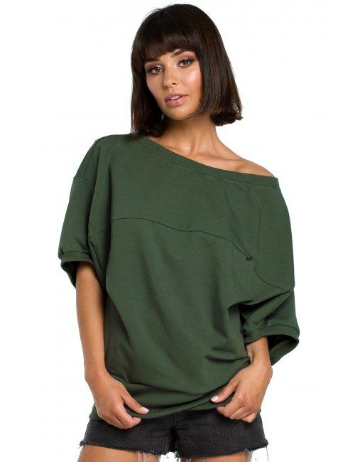 Women's T-shirt B079 BE