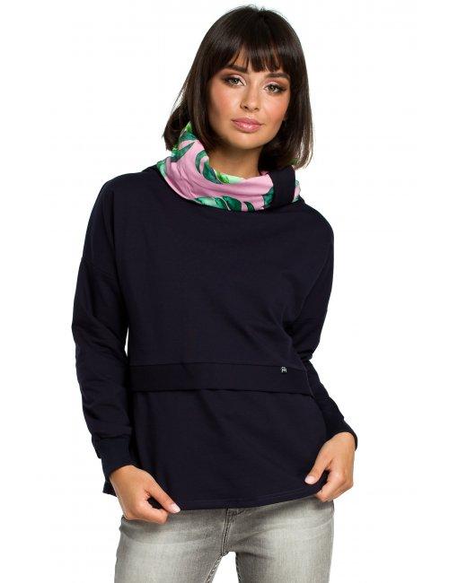 Women's Sweatshirt B084 BE