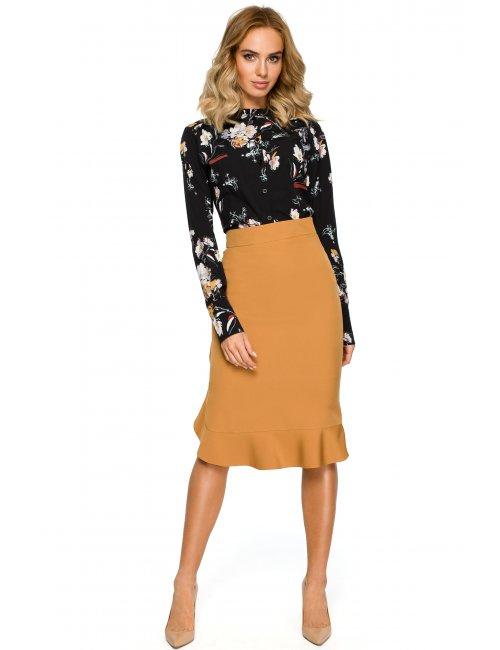 Elegant skirt M407 MOE