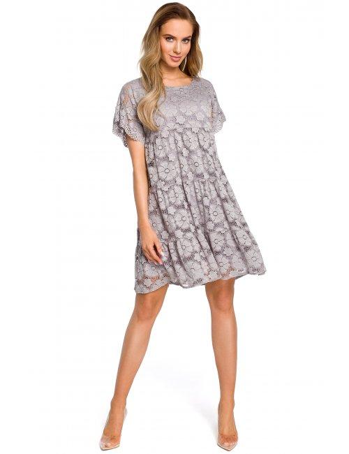 Lace Dress M430 MOE