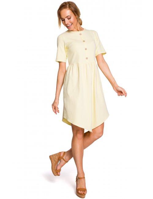 Women's Midi Dress M434 MOE