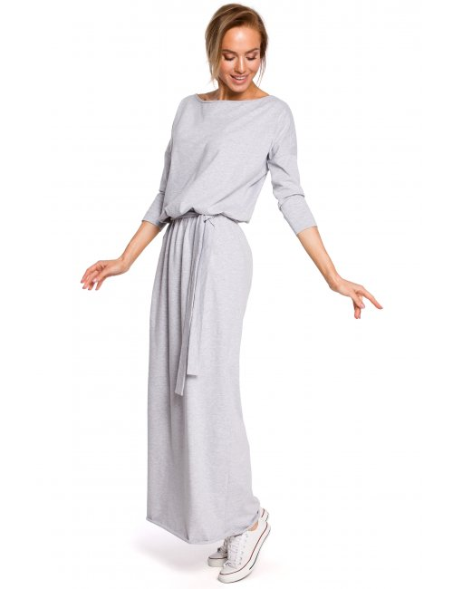 Women's Cotton Maxi Dress M435 MOE