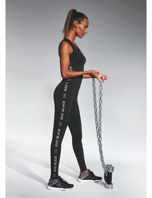 Sporty leggings EMOTION 200DEN BasBleu