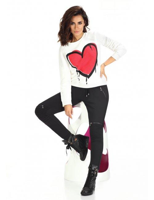 Women's trousers IZZY 200DEN BasBleu
