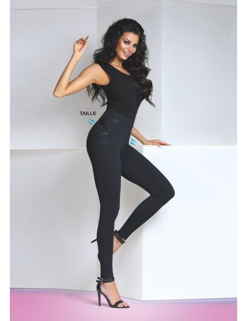 Women´s slimming leggings LINDSEY 200DEN BasBleu