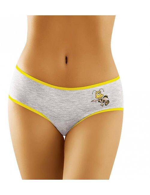 Women's cotton panties Bee 2503 Wolbar
