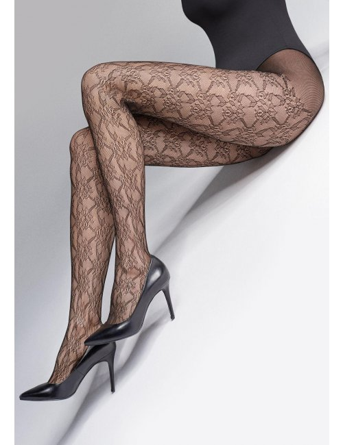 Women's Fishnet Tights CHARLY S07 Marilyn