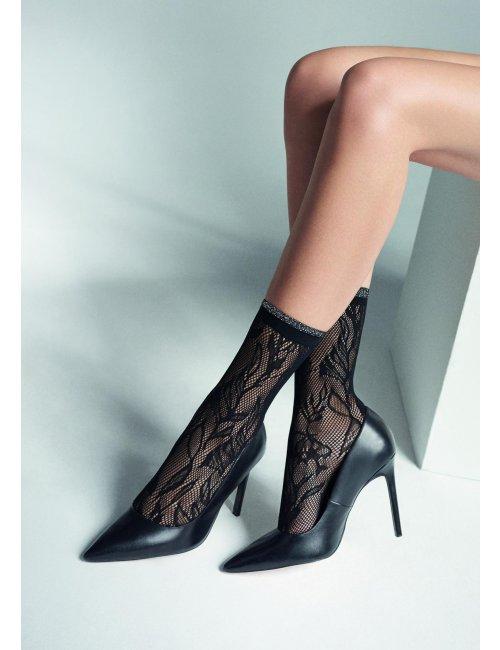 Women's Fishnet Socks CHARLY S50 Marilyn