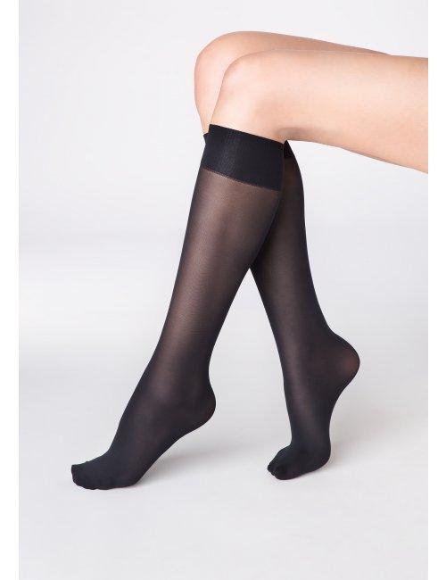 Women's knee-high stockings FUNNY 50DEN Marilyn