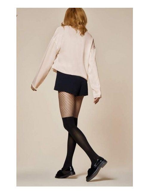 Women's fishnet tights FEMMES 60DEN Fiore