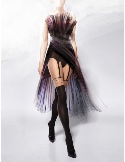 Women's patterned tights GIRL-UP 22 20/40DEN Gatta
