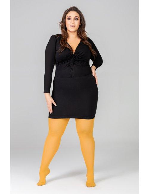 Color smooth tights QUEEN SIZE MARGARET 50DEN Mona