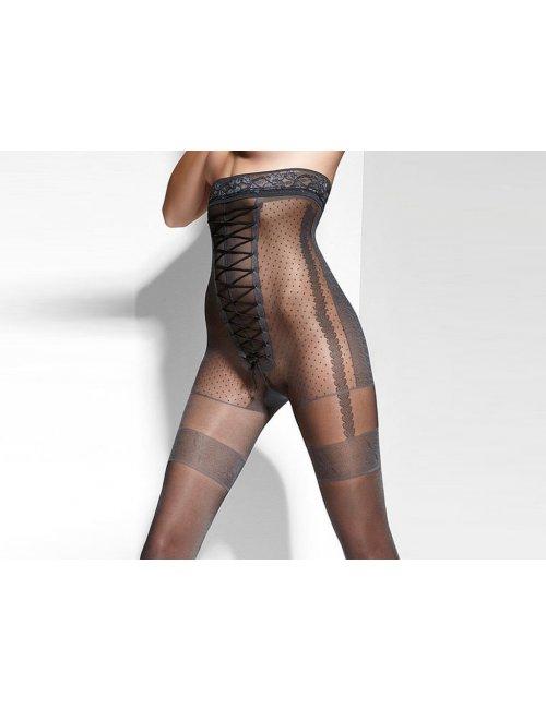 Women's patterned tights GRAZIA 20/40DEN Adrian