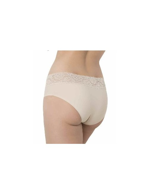 Women's seamless panties HIPSTER Julimex