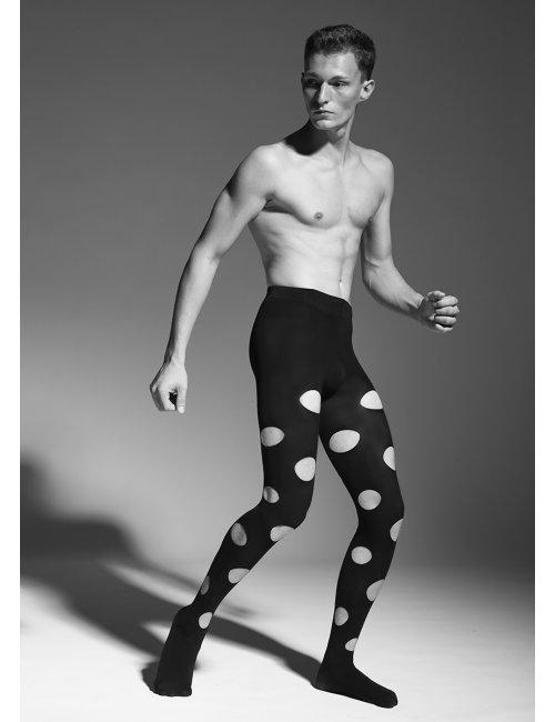 Men's tights HOLE 60DEN Adrian