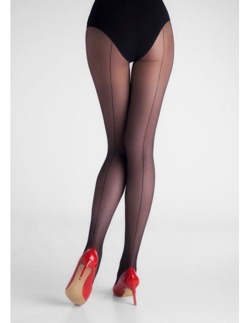 Women's patterned tights ART DECO 20DEN Marilyn