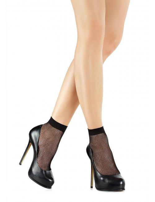 Women's fishnet socks FORTE 032 Marilyn