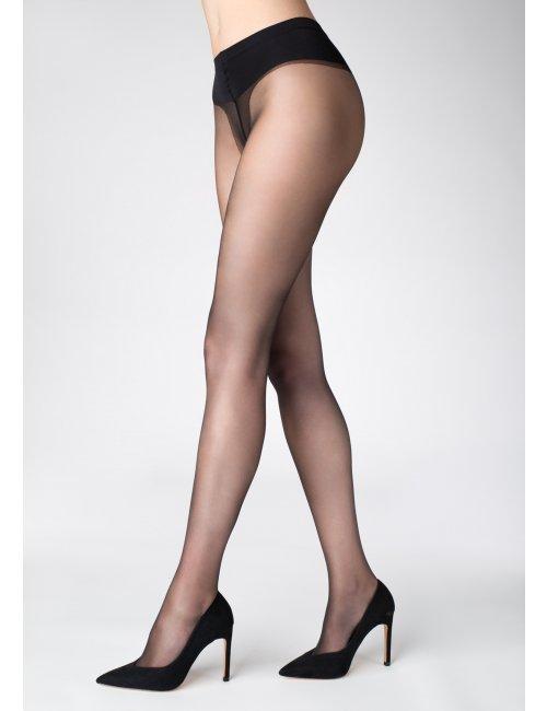 Women's matte tights MAKE-UP 10DEN 3D Marilyn