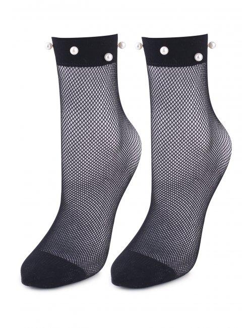 Trendy Women's Fishnet Socks CHARLY M40 Marilyn