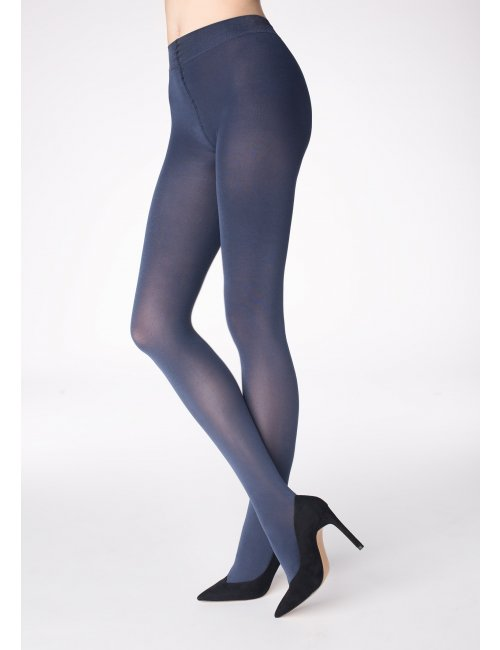 Women's tights with glitter SHINE E57 50DEN Marilyn