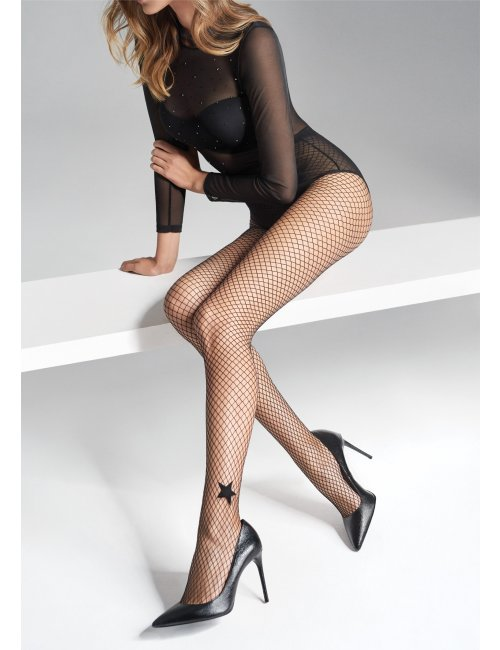 Women's Fishnet Tights CHARLY P11 Marilyn