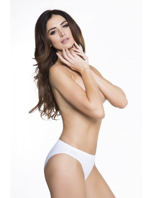 Women's seamless panties Hi-cut Cotton Julimex