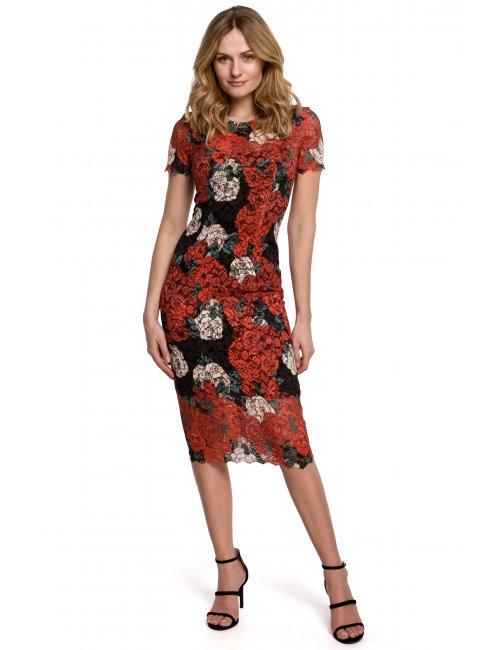 Women's dress K061 MAKOVER