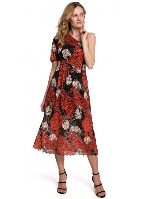 Women's dress K062 MAKOVER
