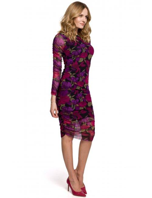 Women's dress K065 MAKOVER