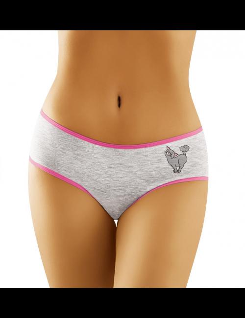 Women's cotton panties Cat 2504 Wolbar