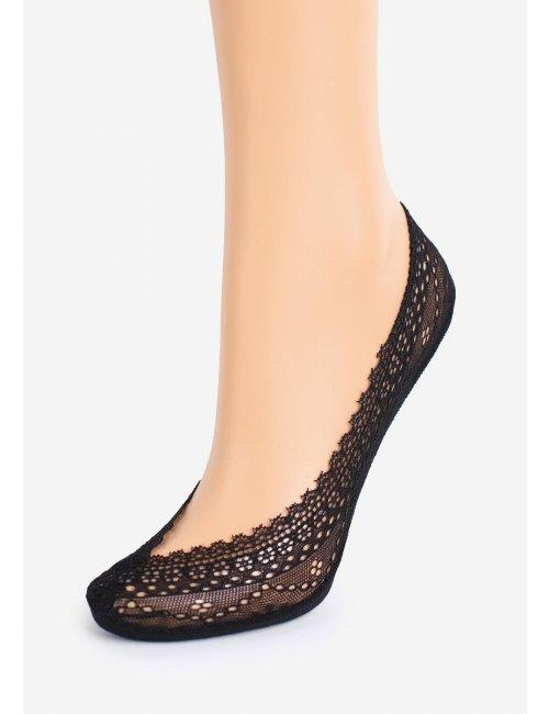 Women's Lace Footsies Socks LUX LINE S20 Marilyn