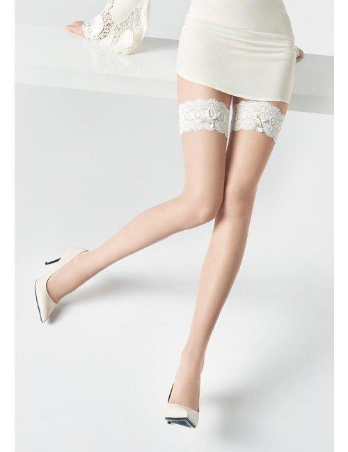 Women's self-holding stockings COCO I16 20DEN Marilyn