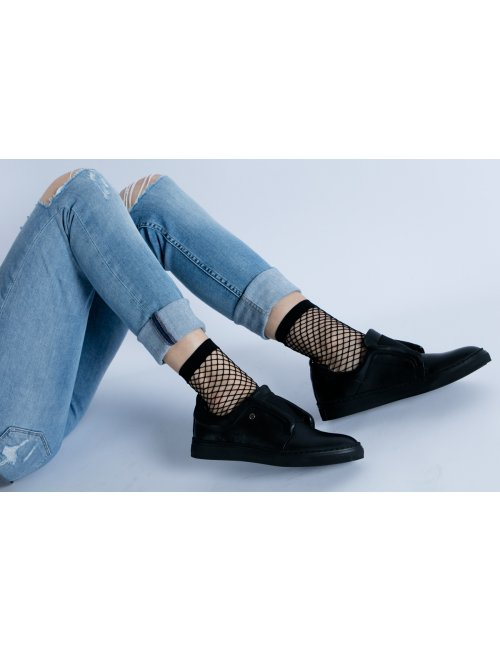 Women's fishnet socks RETE D/O Mona