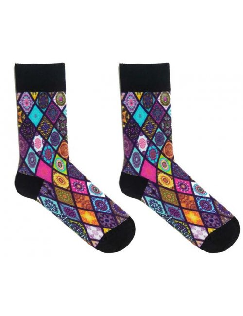 Men's socks SPECIAL MOZAIKA MEN Marilyn
