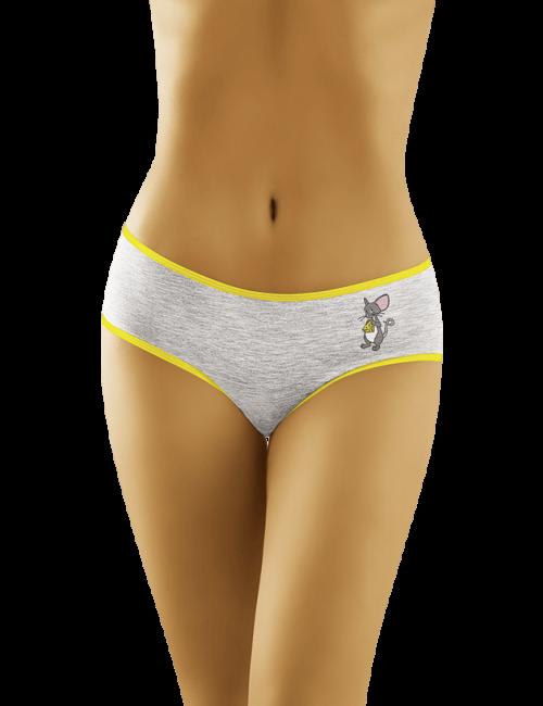 Women's cotton panties Mouse 2506 Wolbar