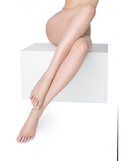 Women's toeless tights NUDO NF 15DEN Marilyn