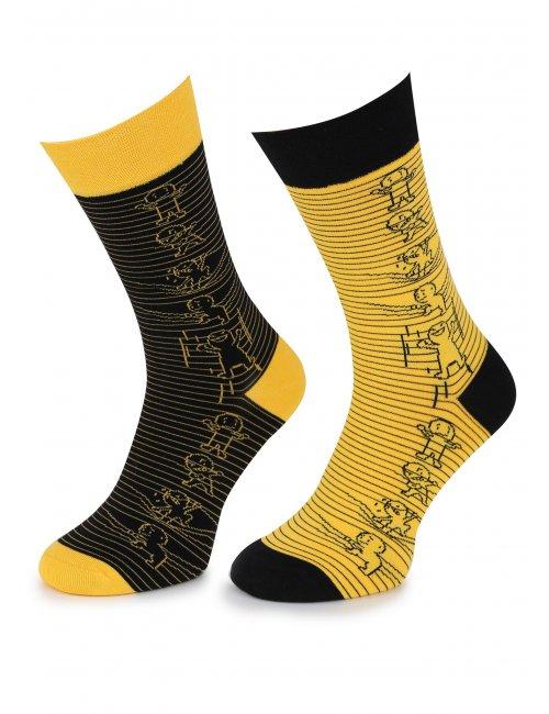 Men's socks ON THE LINE MEN Marilyn