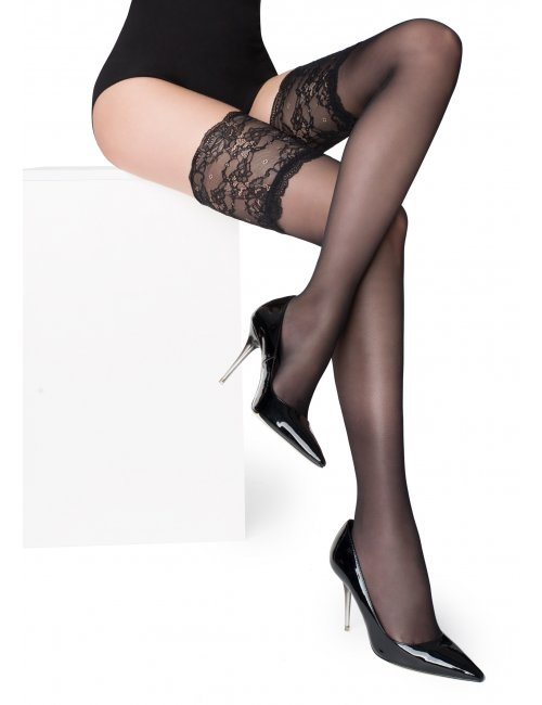 Women's self-hold stockings PARIS 03 20DEN Marilyn