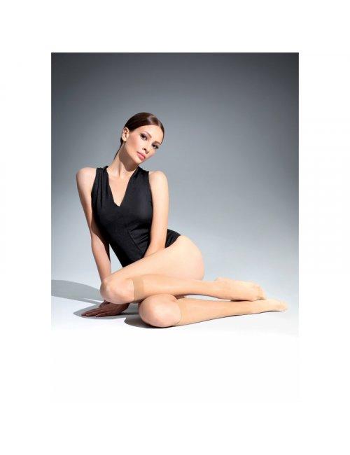 Women's knee-high stockings DORLASTAN 2 pairs 15DEN Adrian