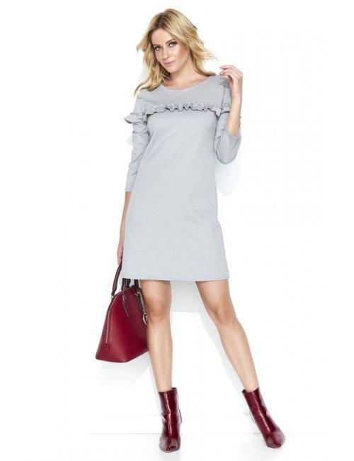Women's dress M450 Makadamia