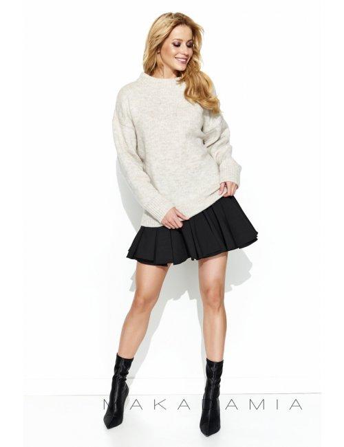 Women's sweater S63 Makadamia