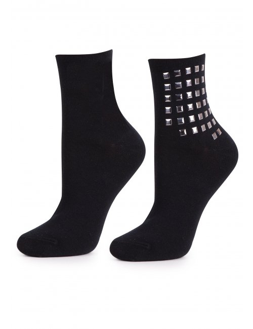 Women's socks DISCO SQUARES Marilyn