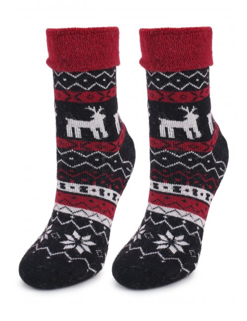 Women's terry socks N45 Marilyn