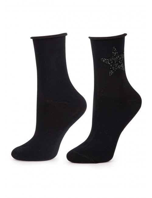 Women's socks NIGHT STARS Marilyn