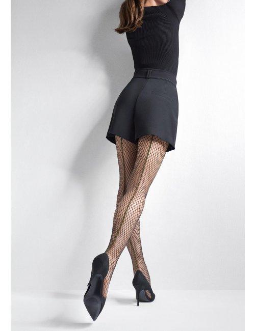 Women's fishnet stockings CHARLY R16 Marilyn